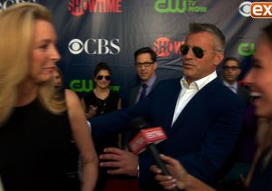'Friends' Reunion on the Red Carpet at the CBS/Showtime TCA Event!
