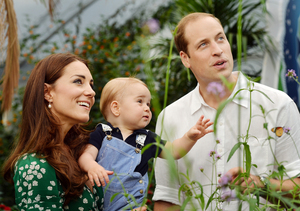 Happy Birthday to Prince George! See the Cutest Pics Ever