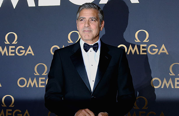 George Clooney on Fiancée Amal Alamuddin: 'I'm Marrying Up'