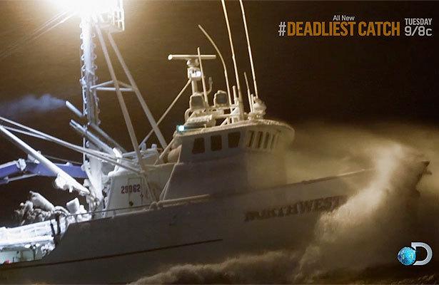 'Deadliest Catch' Sneak Peek! Captain Sig's Daughter Gets Intense Deckhand Experience