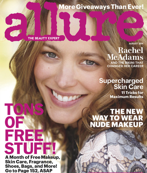 Rachel McAdams Dishes About Co-Stars Lindsay Lohan and Philip Seymour Hoffman