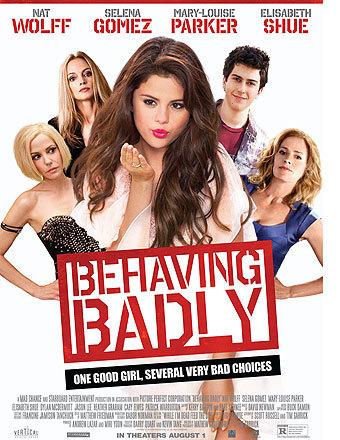 Exclusive Clip! Selena Gomez in 'Behaving Badly'