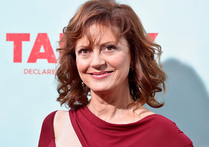 Susan Sarandon's Shocking Drug Revelations (Hint, It's Not Pot This Time)