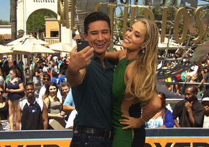 Why Elizabeth Berkley & Mario Lopez Have No Interest in 'Saved by…