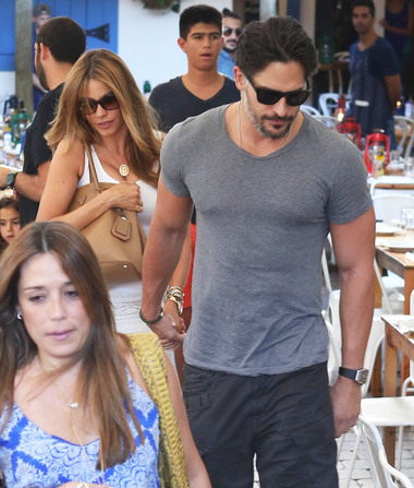 Sofia Vergara and Joe Manganiello Moving Fast, Take Major Relationship Step