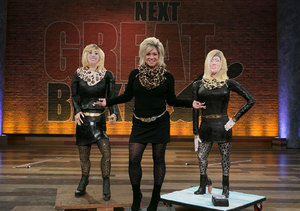 Watch! The 'Long Island Medium' Gets Turned Into a Cake on 'Next…