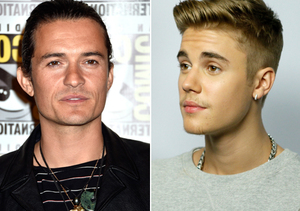 Did Leonardo DiCaprio Cheer On Orlando Bloom in Justin Bieber Brawl?