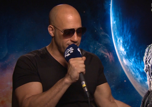 Video! Vin Diesel's Falsetto to Sam Smith's 'Stay with Me'
