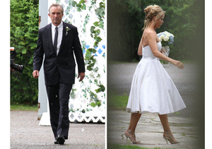 Robert F. Kennedy Jr. and Cheryl Hines Are Married! See Her Wedding…