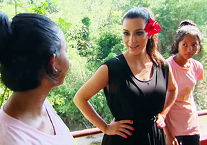 Kim Kardashian Reveals She Wants to Adopt an Orphan in Thailand