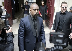 Kanye West Compares Paparazzi Intrusion to Civil Rights Movement