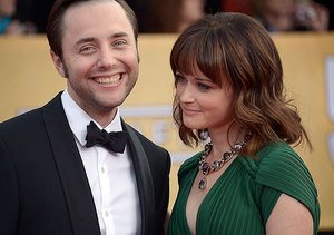 Alexis Bledel and Vincent Kartheiser Are Married!