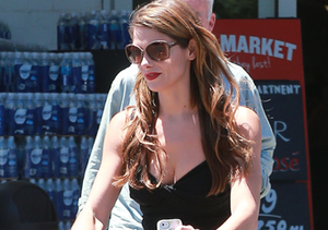Ashley Greene stopped by Bristol Farms in West Hollywood.