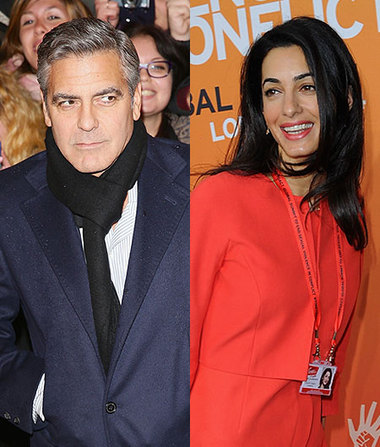 George and Amal Are Getting Married… and They Have the License to Prove It!