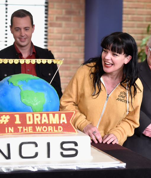 Pauley Perrette Gave Up Hair Dye After Severe Allergic Reaction