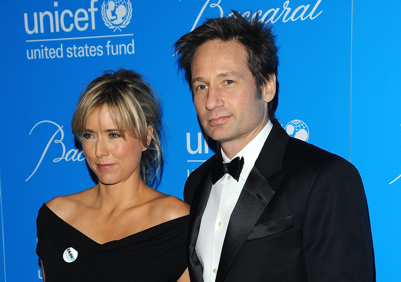 David Duchovny and Tea Leoni Finalize Divorce