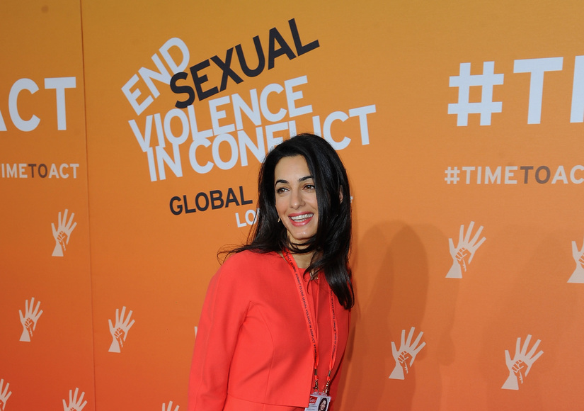 Amal Alamuddin Declines UN Offer to Join Gaza Commission