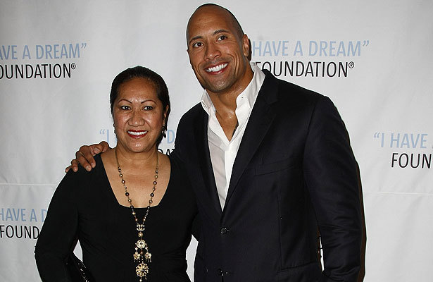 The Rock Reacts to Mom's Head-On Collision with Driver During Police Chase