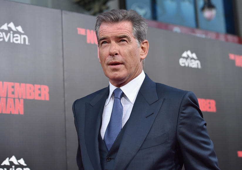 Pierce Brosnan Shares Fond Memory of 'Mrs. Doubtfire' Co-Star Robin Williams