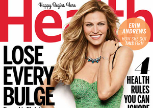 Erin Andrews Reveals Fitness Secret, and When She Feels Sexiest