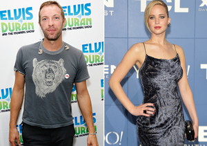 Still On? Chris Martin & Jennifer Lawrence Spotted Together
