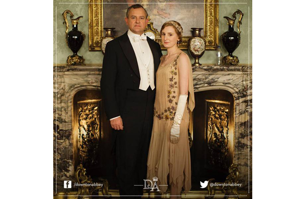 Oops! Can You Tell What's Wrong with This 'Downton Abbey' Promo Pic?
