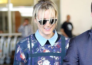 """Orange Is the New Black"" star Taylor Schilling was nearly unrecognizable in…"