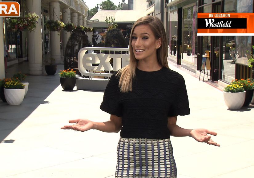 Win It! Renee Bargh's Fashion Ensemble, Courtesy of Westfield Century City