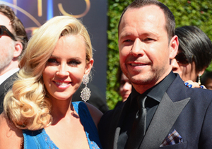 Jenny McCarthy and Donnie Wahlberg attended the Creative Arts Emmy Awards at…