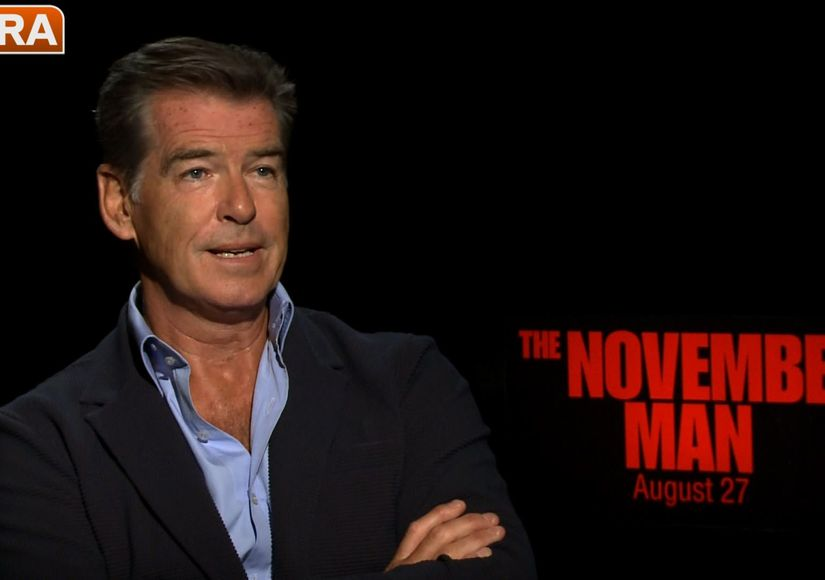 Pierce Brosnan Confirms He's in Talks to Join 'Expendables 4'