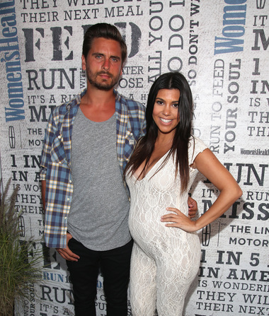 Scott Disick Reportedly Promised Kourtney Kardashian He'll Stop Drinking
