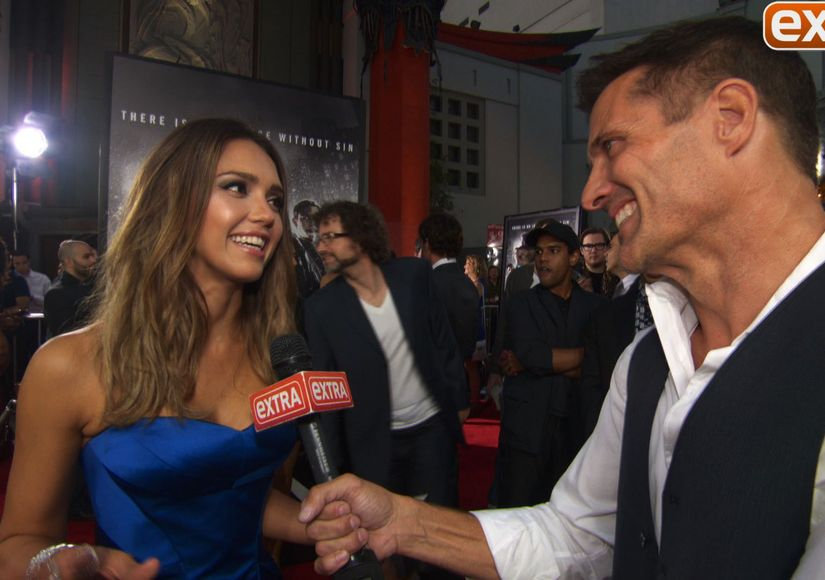 Get a Little 'Extra' with the Stars at the 'Sin City 2' Premiere