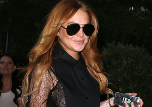 Gossip Girl: Was Lindsay Lohan's Credit Card Declined at a Club?