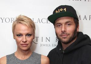 Pamela Anderson Changes Her Mind About Divorcing Rick Salomon