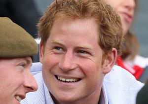 Extra Scoop: Meet Prince Harry's New GF, Camilla Thurlow!