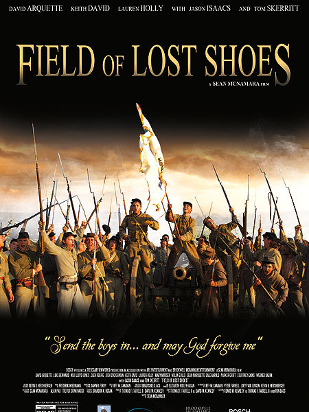 Exclusive Sneak Peek at the Civil War Drama 'Field of Lost Shoes'