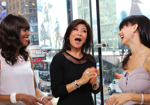 Julie Chen and Aisha Tyler Take the Rapid-Fire 'Talk' Quiz!