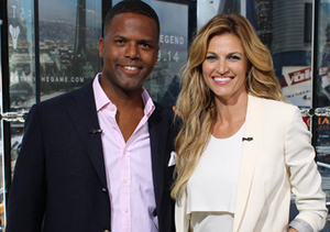 Erin Andrews Dishes on New Season of 'Dancing with the Stars'