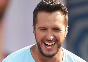 Country Singer Luke Bryan Falls Off Stage… Again!