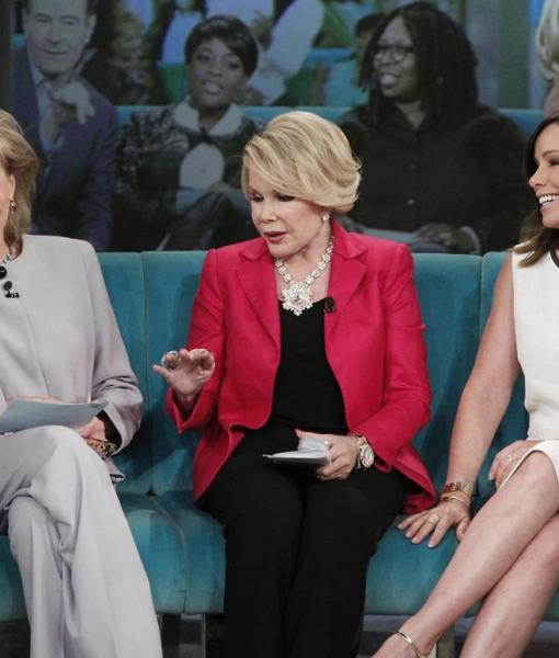 Joan Rivers: Barbara Walters and Others Remember