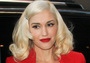 """The Voice"" coach Gwen Stefani stopped by the ""Today"" show in NYC."