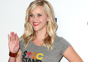 Reese Witherspoon attended the Stand Up to Cancer benefit in L.A.