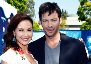 "Ashley Judd and Harry Connick, Jr. attended the ""Dolphin Tale 2"" premiere in…"
