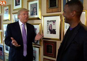 Donald Trump Talks Joan Rivers' Role in New Season of 'The Apprentice'
