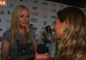 Stand Up to Cancer: Pierce Brosnan, Gwyneth Paltrow Share Their Stories