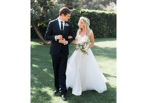 Ashley Tisdale and Christopher French Are Married! See Her Wedding…