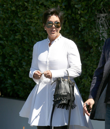 Reported Death Threats Against Kris Jenner Spark FBI Raid