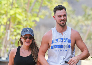 Lea Michele's Model Boyfriend Moves In