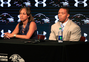 Ray Rice Breaks His Silence in Aftermath of Leaked Assault Video