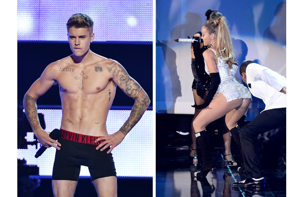 Justin Bieber Booed J Lo S Booty The Hottest News From
